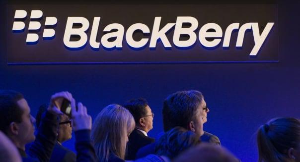 BlackBerry Ltd. Unveils The Square-Screened Passport Smartphone