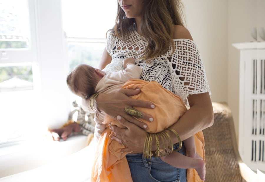 """According to the World Health Organisation, """"breastfeeding is one of the most effective ways to..."""