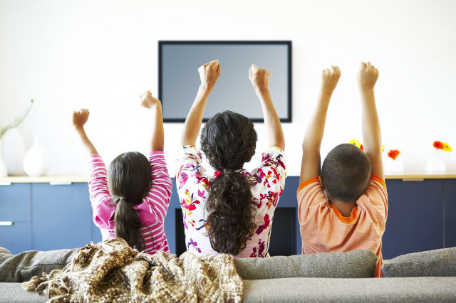 Kids spend nearly 10 days of summer watching TV