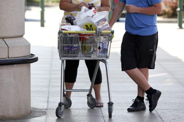 Inside A Morrisons Supermarket Ahead Of Interim Earnings