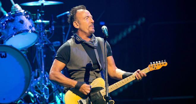 FRANCE-US-MUSIC-SPRINGSTEEN