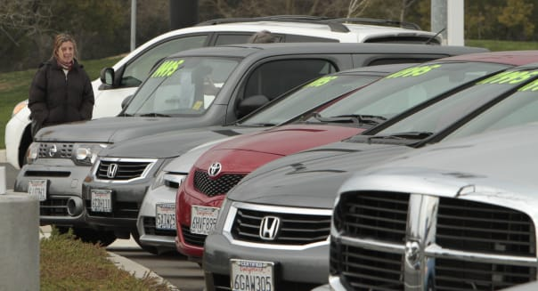 Car buyers in many cities may be extended too far