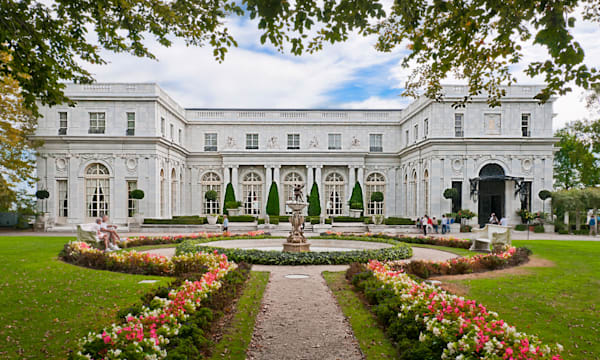 Rosecliff Mansion Newport RI