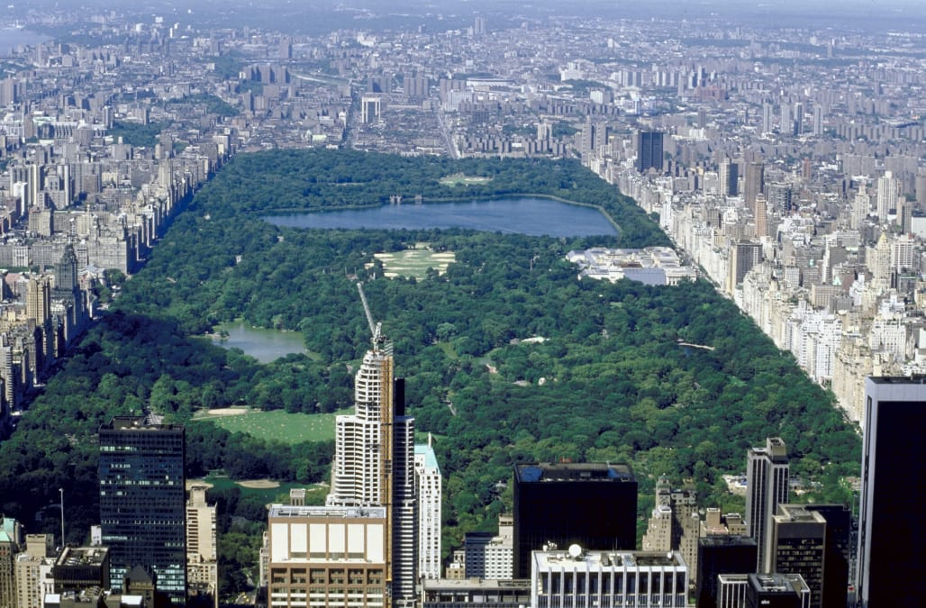 Central Park , New York City