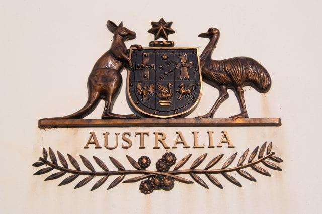 Australian Coat of Arms