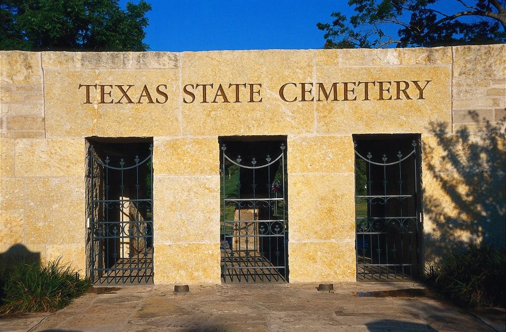 Texas State Cemetery, Austin, TX