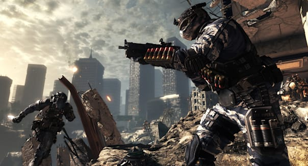 Games-Call of Duty