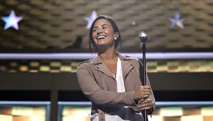 Demi Lovato spricht über psychische Probleme