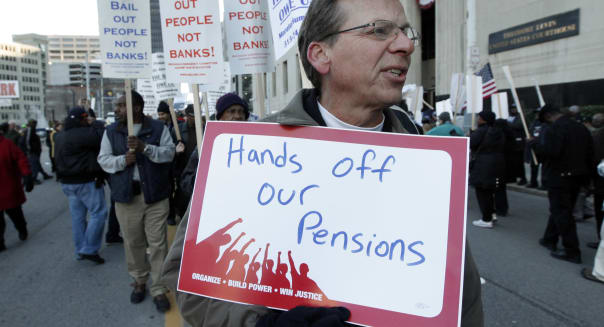 U.S. Public Pensions Need More than Investment Windfall