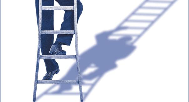 Climbing the ladder of success
