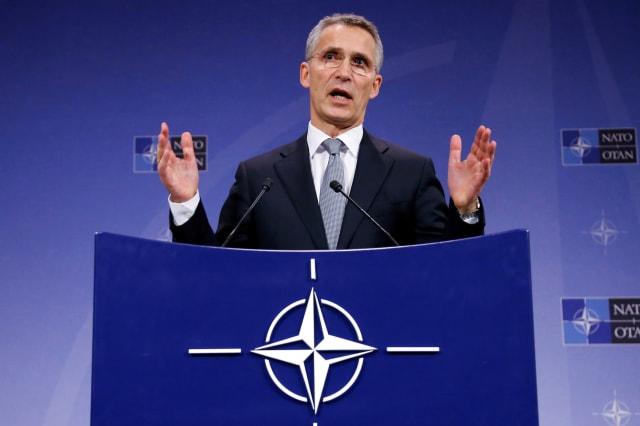 EUROPE-MIGRANTS/NATO