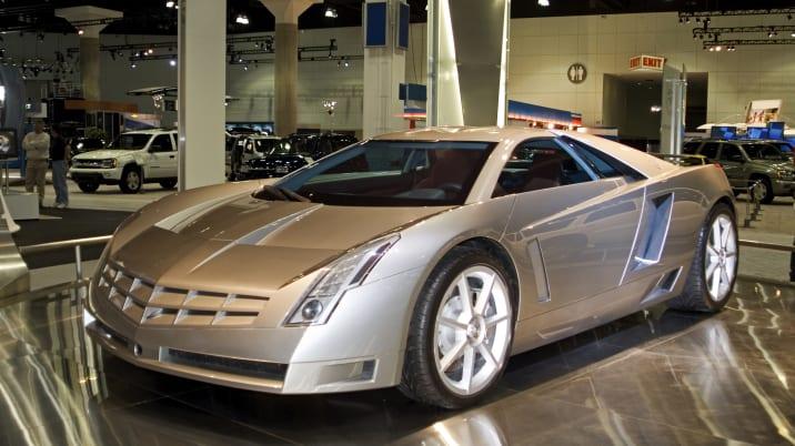 2003 Cadillac Cien Concept
