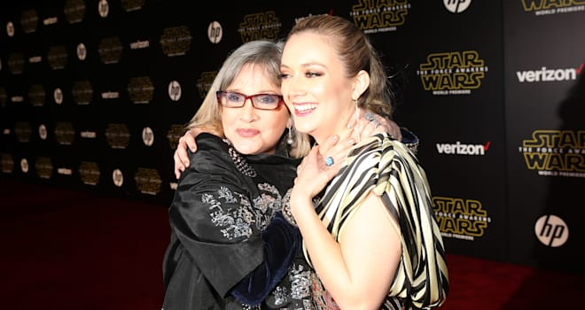 Carrie Fisher in 'Stable Condition' After Heart Attack, Mother Debbie Reynolds Says