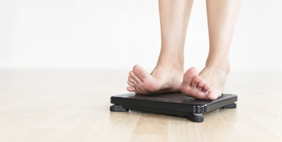 Check with your doctor if you're not sure what your weight should