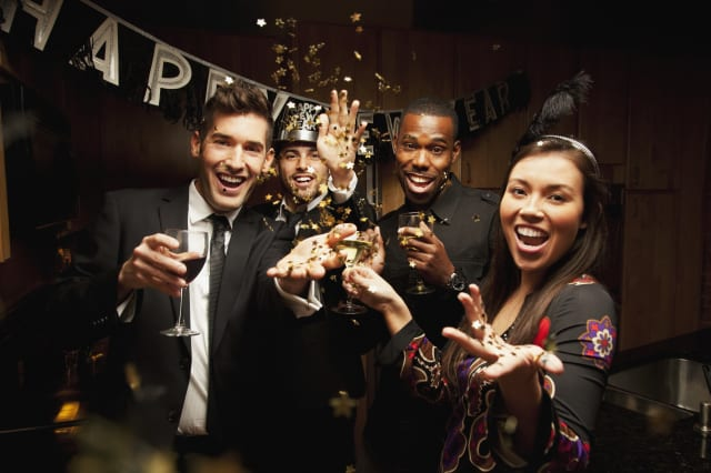 Top tips on how to save money on a New Year's Eve party