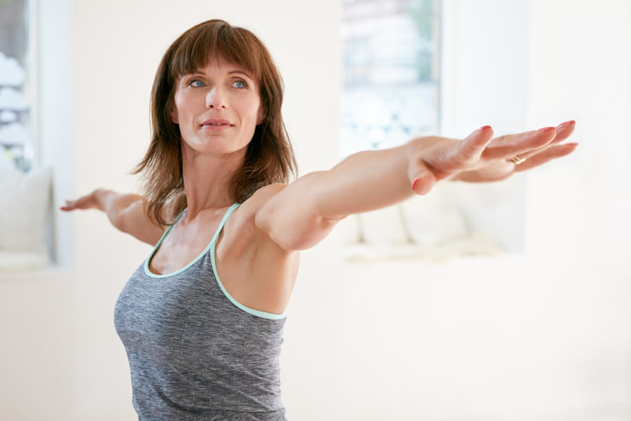 Gentle exercise can help reduce PMS and