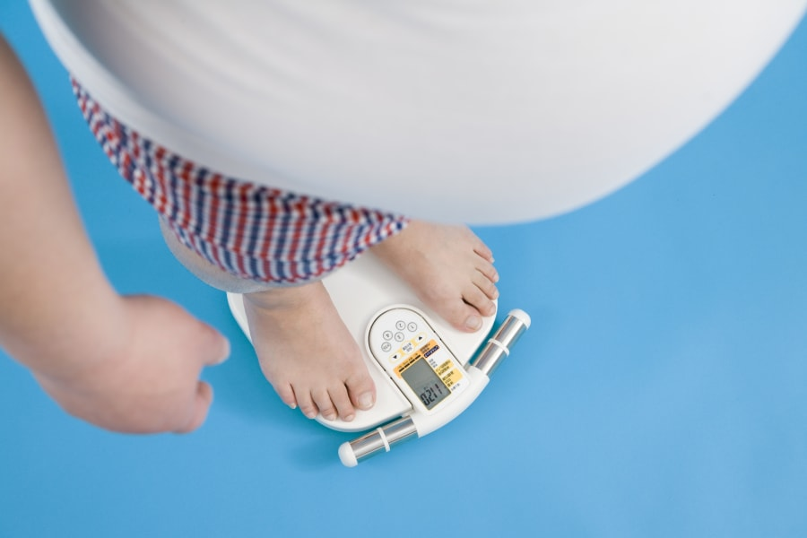 If you're struggling with your weight, see a health professional to get advice and
