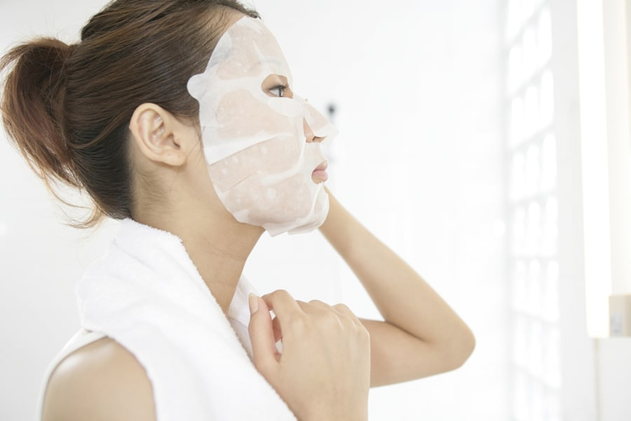 The combination of cabin pressure and dry, recirculated air will dry your skin
