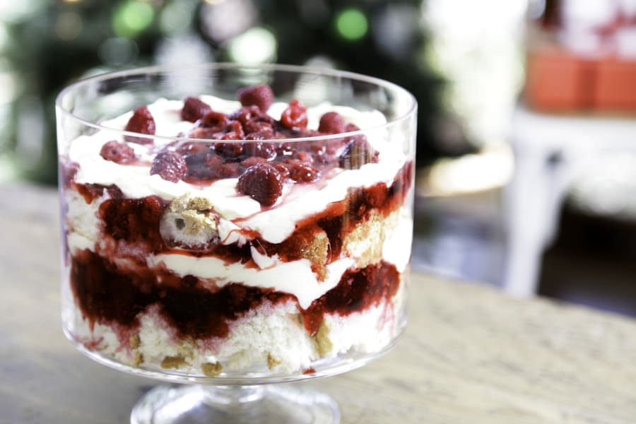 Yes, trifle can actually be delicious, you just have to do them
