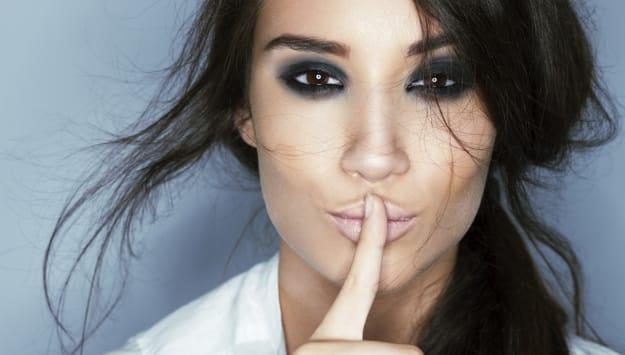 Finger on Lips, Shhhhhhhhh
