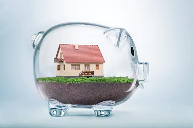 Using your home as a piggy bank