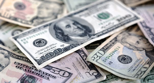 US Dollar Paper Currency