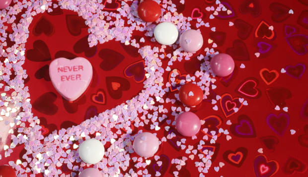 Anti Valentine Never Ever