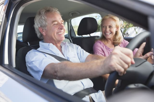 Car insurance for the over 50s