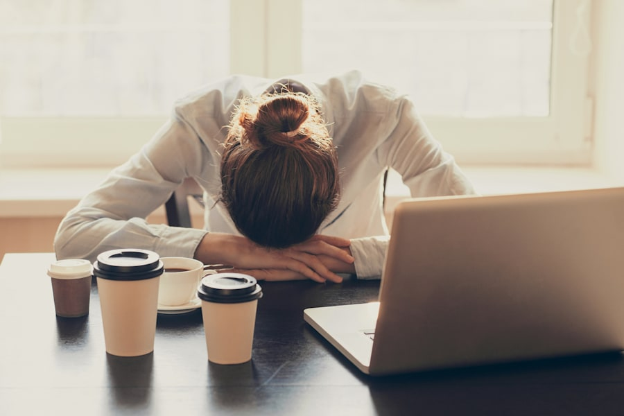 Stress eating can be indicative of a larger, more chronic stress