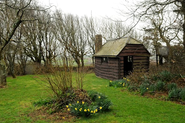 Tarka the Otter author's hut given listed status