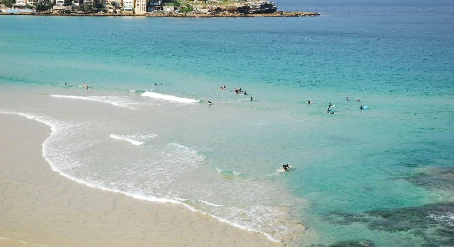 Bondi Beach or the