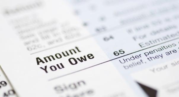 Amount You Owe