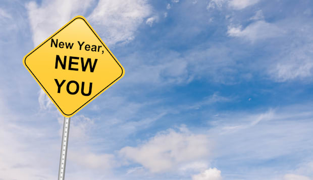 new year  new you motivational...