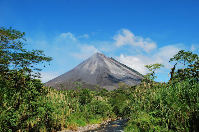 Ten reasons to take your family to Costa Rica