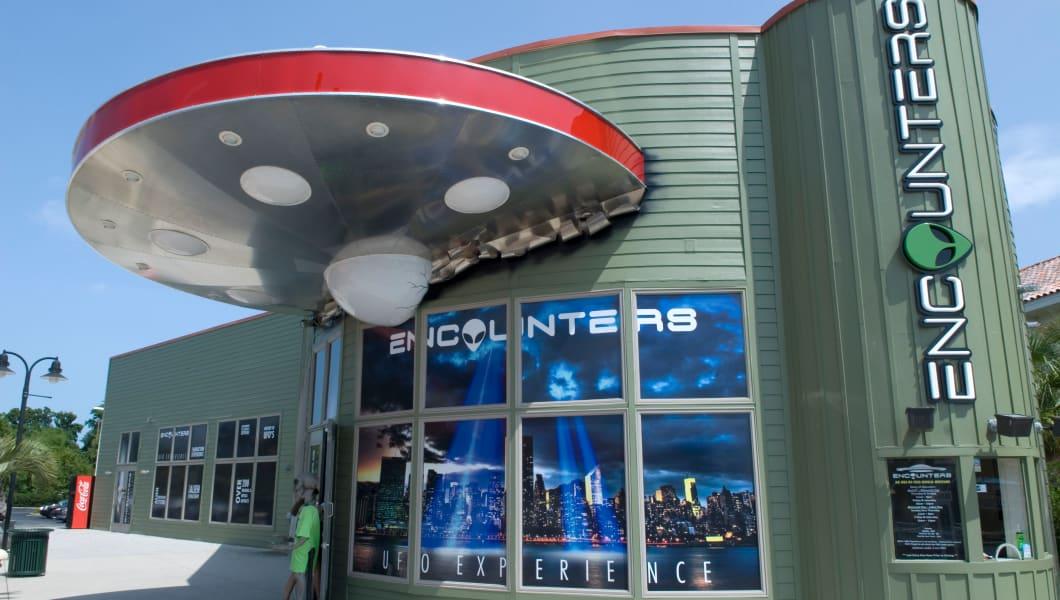 Encounters:UFO Experience Myrtle Beach South Carolina USA