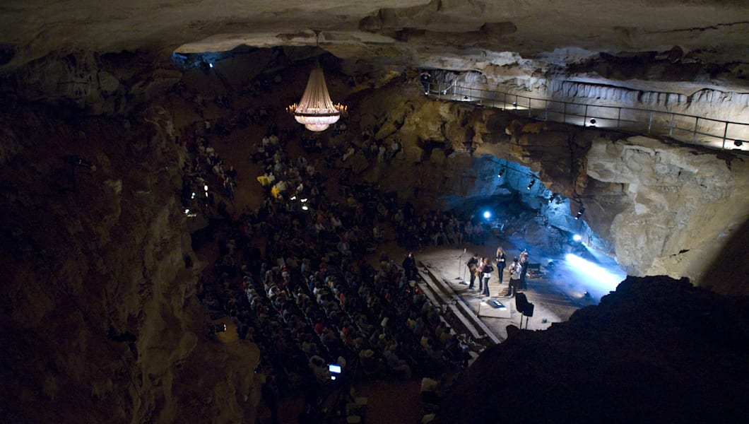 Bluegrass Underground At Cumberland Caverns