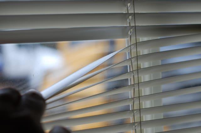 Peeking Through the Blinds - Drain Lines for Washing Machine