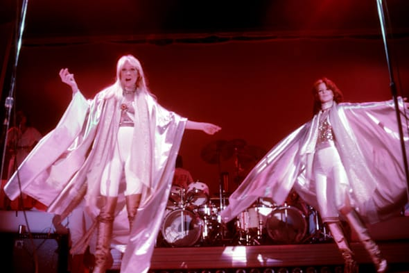 Music - ABBA - European & Australian Tour - Gothenburg, Sweden
