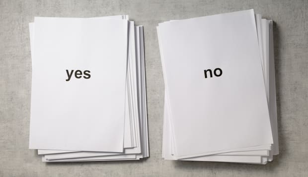 yes and no