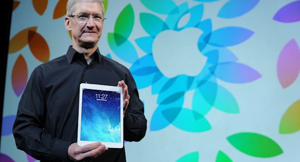 Apple, IBM team up in mobile devices, applications