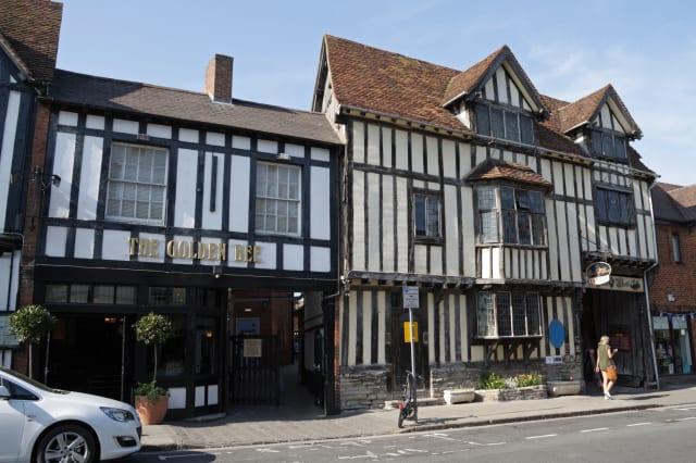 Tudor World on Sheep Street, Stratford upon Avon