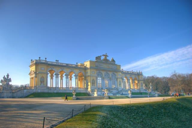 Gloriette at Schönbrunn Palace