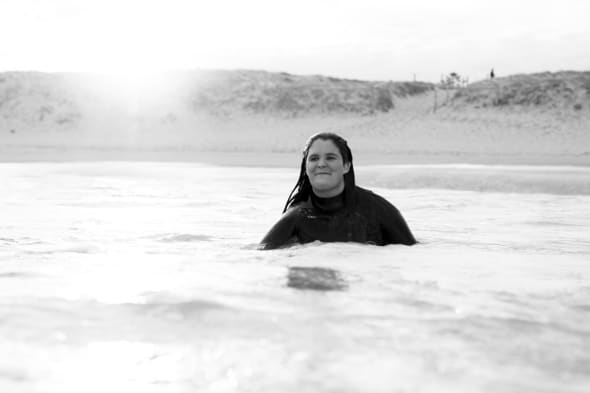 Shannon Glasson is the 17-year-old surf photographers need to keep an eye