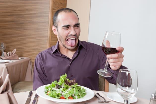 Resultado de imagen para vino desagradable