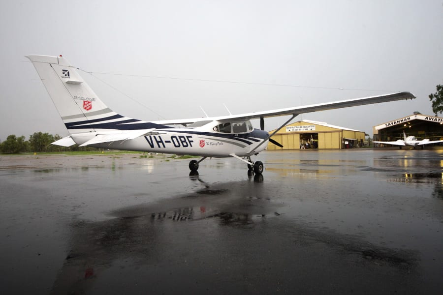 Mt Isa Airport has a range of private charters operating from