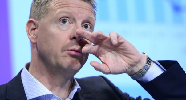 Microsoft considers Ericsson CEO for top job
