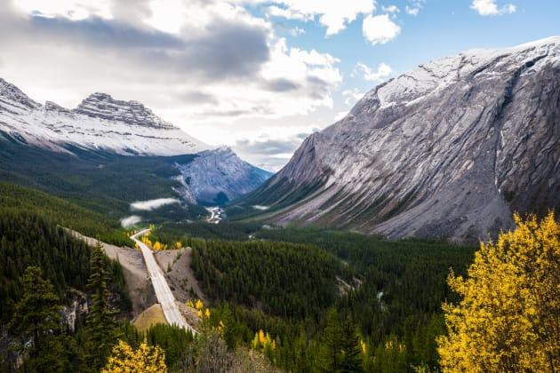 La traversée du Canada, l'expérience d'une