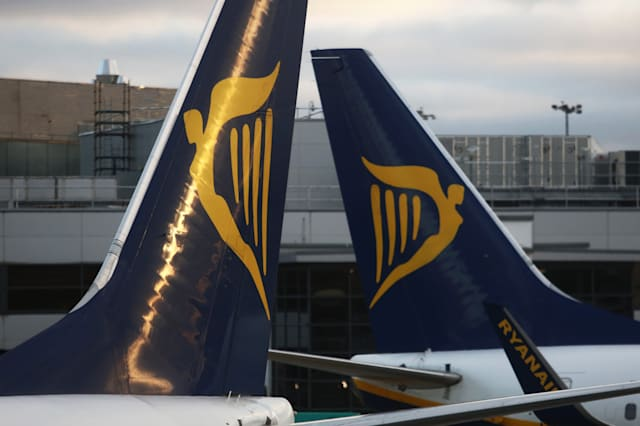 Ryanair Holdings Plc Airside Operations At Dublin Airport