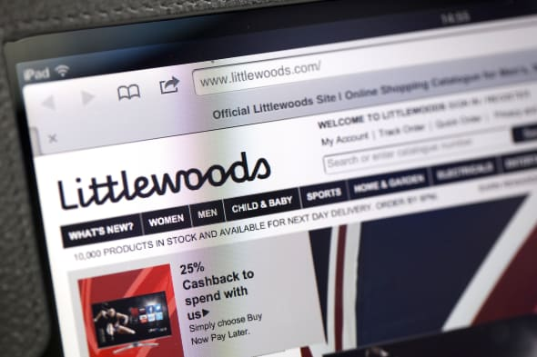 Littlewoods Fashion Website