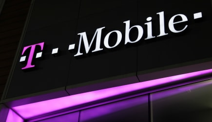 APTOPIX T Mobile USA Subscribers